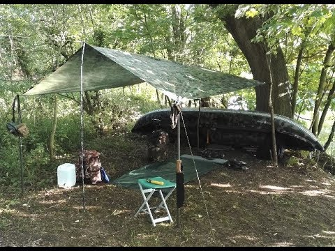 solo canoe tour  u0026 tarp camping lifestyle 3 days   hammock zone solo canoe tour  u0026 tarp camping lifestyle 3 days   hammock zone      rh   youtube