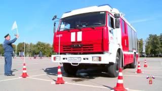 Кращий по професії: водій пожарноспасательной техніки