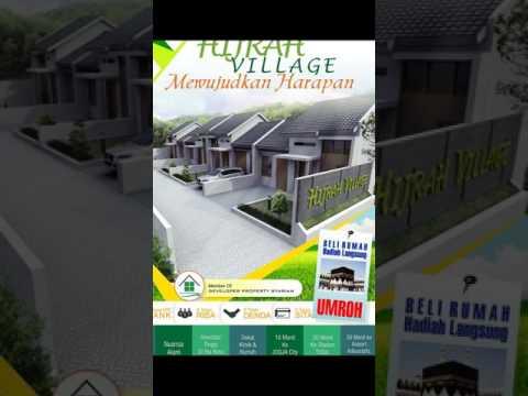 Jual Rumah KPR Syariah tanpa kredit bank di yogyakarta