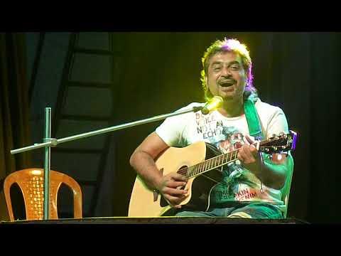 ROJ RAATE(SHILAJIT)----'MOHEEN EKHON O BONDHURA' CONCERT@JADAVPUR UNIVERSITY (12/9/17)