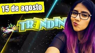 TRENDING 15 DE AGOSTO - Noticias y tendencias en redes sociales