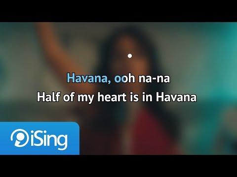Camila Cabello - Havana feat. Young Thug (karaoke iSing)