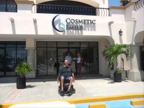 Cabo Dentists. Dental Vacations. Cabo San Lucas. San Jose Dentists. Dr. Limon Paraplegic Friendly