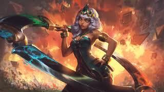 Qiyana Voice - Italiano (Italian) - League of Legends