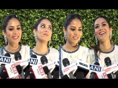Shahid Kapoor Wife Mira Rajput CUTE Interview On Women's Day 2018