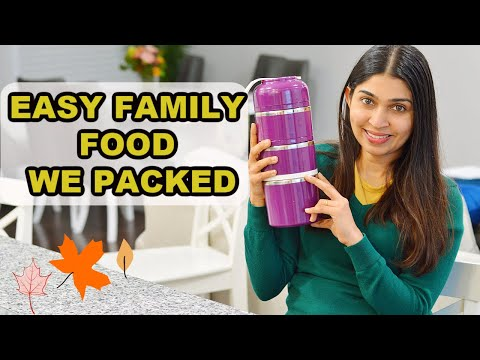 MAKE AHEAD MEALS FOR ROAD TRIP | ROAD TRIP SNACK IDEAS