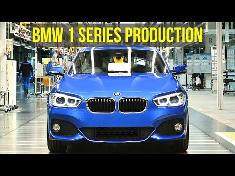 BMW 1 Series Production Leipzig