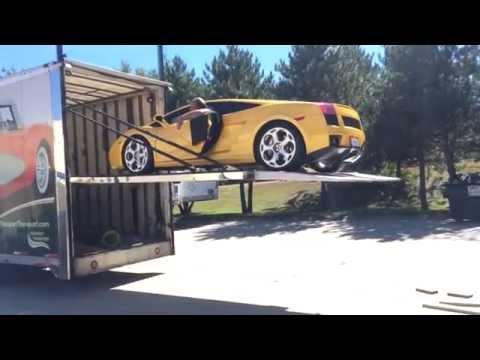 Buying a Lamborghini Gallardo - My Documentary