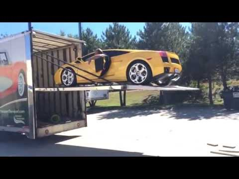 Buying a Lamborghini Gallardo - My Documentary