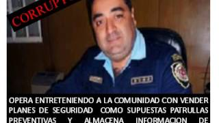Comisarios de General Cabrera - Deheza