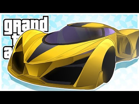 GTA 5 Roleplay - My Brand New Super Car! (GTA 5 RP)