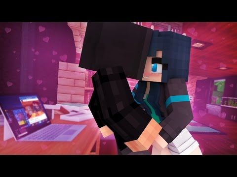 Yandere High School - MY FIRST KISS! [S2: Ep.5 Minecraft Roleplay]
