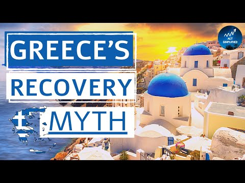 Why Greece's Economy Never Recovered? (2020)