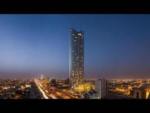Top10 Recommended Hotels in Riyadh, Saudi Arabia