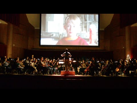 Nick Hersh on Conducting the Home Alone Score