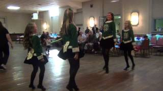 The McDade-Cara School of Irish Dance at The Gathering at The Philadelphia Irish Center