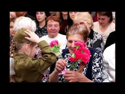 """Полина Фатьянова """"Ветераны"""""""