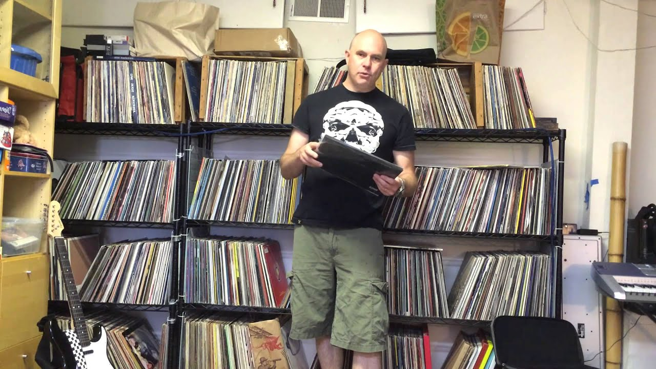 My Record Collection Almost 3000 Pieces Of Vinyl Youtube