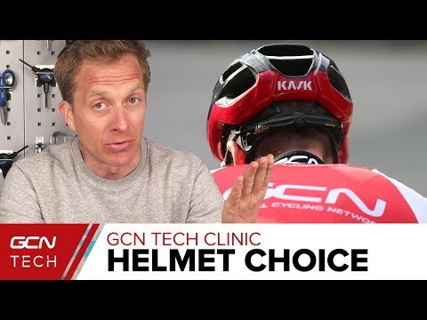 What's The Difference Between Cheap And Expensive Helmets?   GCN Tech Clinic