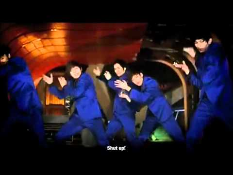 [Eng Sub + HD] Shut Up - U-Kiss MV (Orig. Ver.)