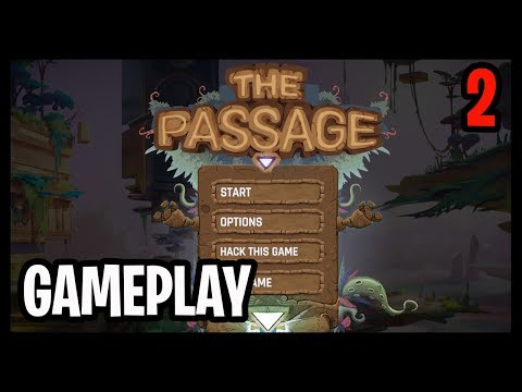 The Passage! Episode 2 Programming/Hacking Game! Family Friendly Coding Game