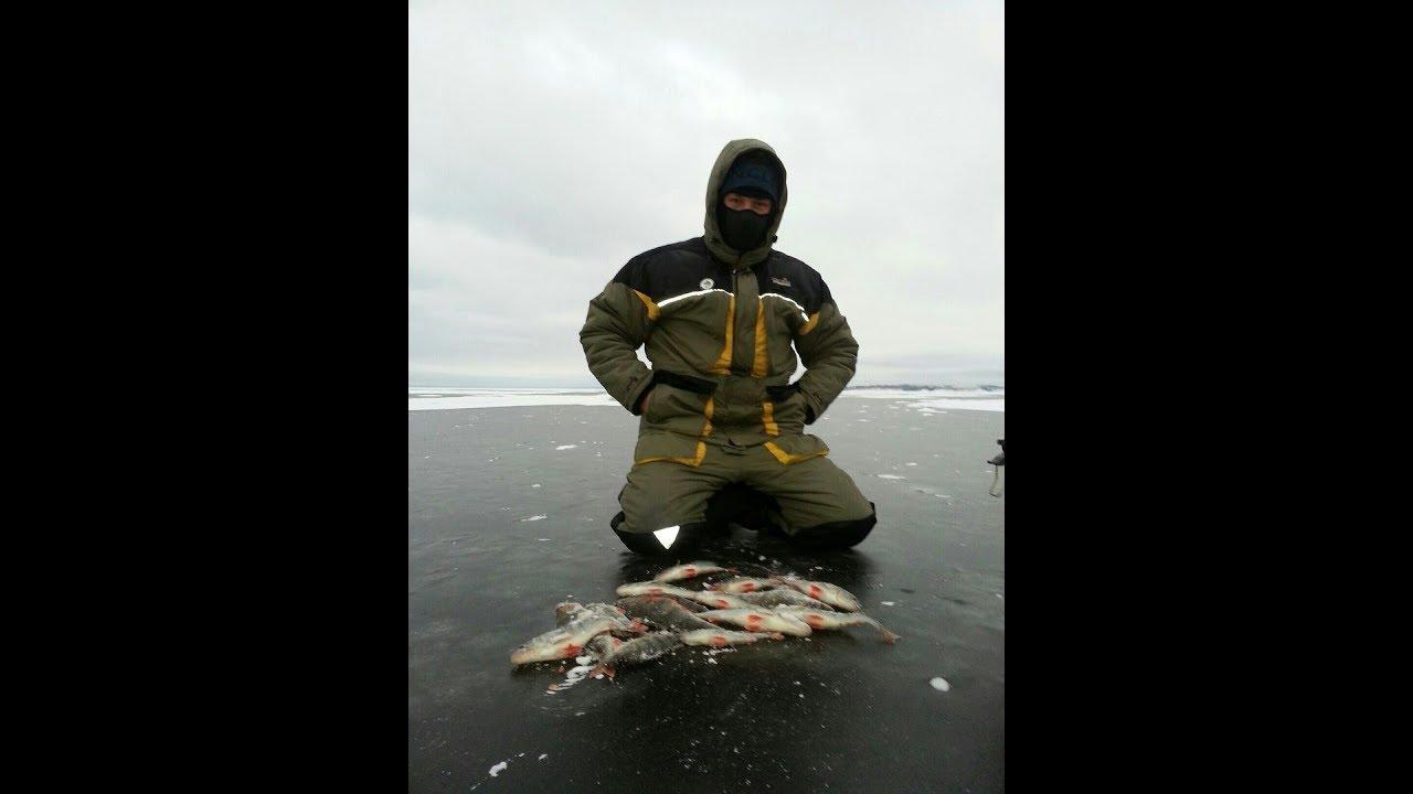видео рыбалка лахта