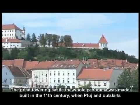PTUJ & THE MEDIEVAL CASTLE