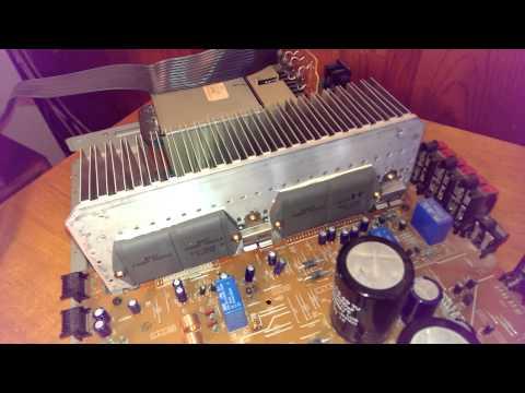 Technics SU-G95: Repair Preview