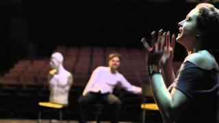Natalia Sikora i Marcin Januszkiewicz - Teatr STUDIO