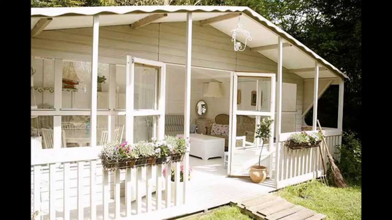 Creative shabby chic cottage decorating ideas youtube for Cottage home decor