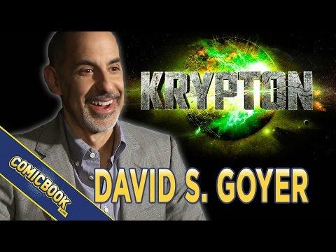 David S. Goyer Reveals Krypton is set 200 Years Before Man of Steel