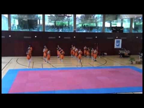 Exhibicion - Shaolin