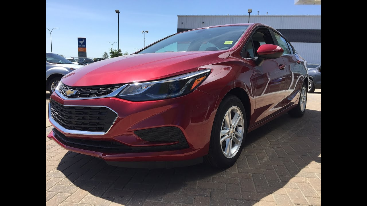 diesel 2017 chevrolet cruze for sale red fwd lt 17n161 youtube. Black Bedroom Furniture Sets. Home Design Ideas