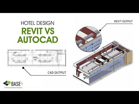 Hotel Design: Revit
