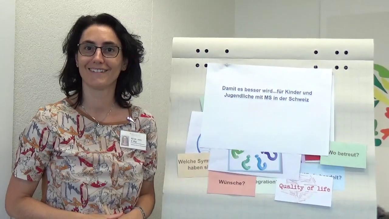 Sandra Bigi, Inselspital Bern