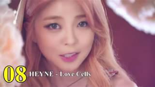 MY FAVORITE SOLIST (FEMALE AND MASCULINE) OF K-POP (2019) | Eri Woo KissMe