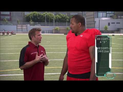 Kris Jenkins of the NY Jets on Sport Science