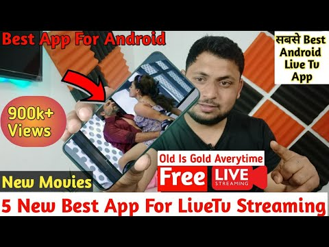 Top 5 Best Secret Live TV Android Apps 📺 (Not Available In Playstore) November 2017