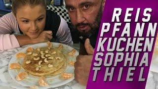 Geniales Fettabbau Reis Pancake Rezept