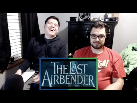 The Last Airbender (2010) MOVIE REACTION!