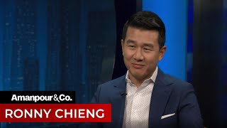 Ronny Chieng on 'Crazy Rich Asians' and Representation in Hollywood | Amanpour and Company
