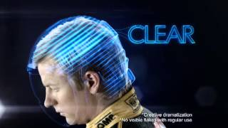 CLEAR Men and Lotus F1 driver Kimi Raikkonen