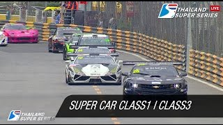 Re-LIVE - Super Car Class1 Rd 5 | Class3 Rd 7 | SAT 28-Nov