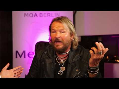 Sherman Noir Guitar Rock Live #TOPfive - Interview Concierge Mercure MOA Berlin