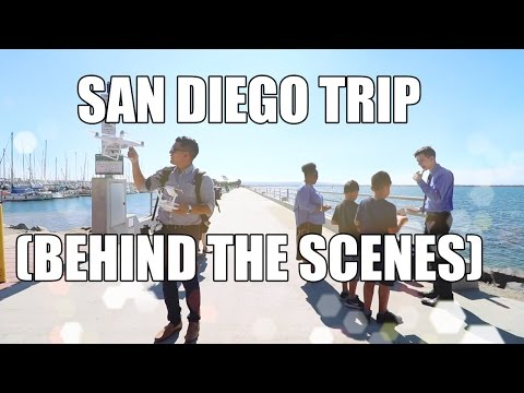 SAN DIEGO TRIP DAY 1 [vlog 097]