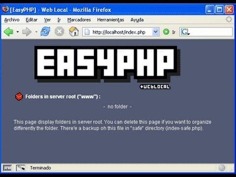 easyphp 1.8