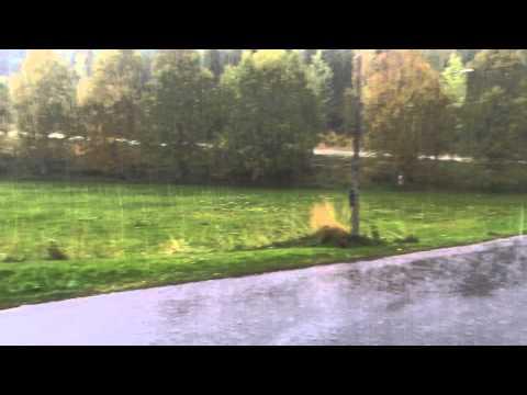 Un día de lluvia - Järpen - Sweden 2015