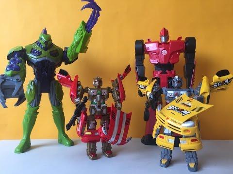 Transformers, Carros Robots y Max Steel Toxzon Bio Bomba   Kidsplace Town