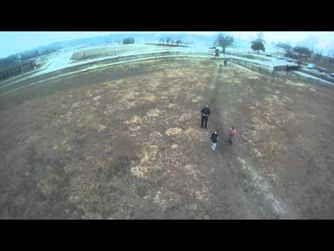 Go pro Drone flight Topeka, KS
