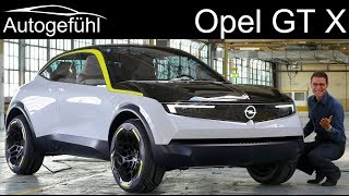 The future of Opel? Opel GT X Experimental REVIEW & design feature - Autogefühl